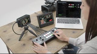Download Roland V-1HD Portable Compact HD Video Switcher Video