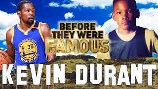 Download KEVIN DURANT - Before They Were Famous - Golden State Warriors Video