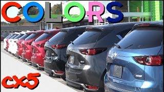 Download 🔴 New 2017 & 2018 Mazda CX5 - Exterior Colors | Review Video