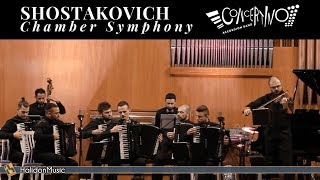 Download Chamber Symphony, Op 110a (Shostakovich/Barshai) - Concertino Accordion Band Video