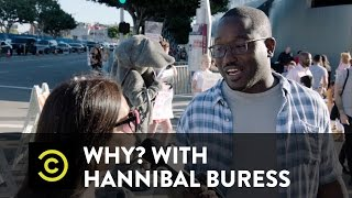 Download Why? with Hannibal Buress - Visiting a PETA Protest Video