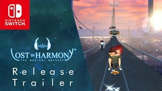 Download Lost In Harmony - Nintendo Switch Release Trailer Video