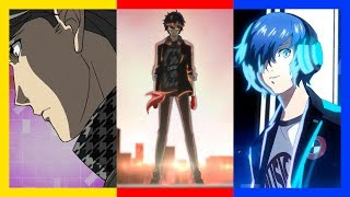 Download Persona 3/4/5 Dancing - Openings + Opening Theme Lyric Videos [P4D • P5D • P3D] Video