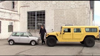 Download Comparison Test: Original Mini vs. Original Hummer Video