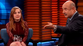Download Why Dr. Phil Abruptly Ends Interview And Asks Guest To Leave Stage Video