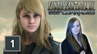 Download SHE'S SO BEAUTIFUL | Final Fantasy XV Comrades Multiplayer Gameplay - Character Customisation Video