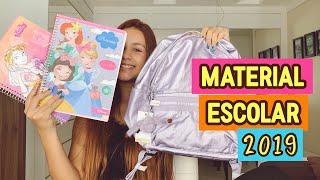 Download MEU MATERIAL ESCOLAR PARA O NOVO COLÉGIO 😅 Video