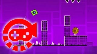 Download 360° Video - Stereo Madness, Geometry Dash! Video