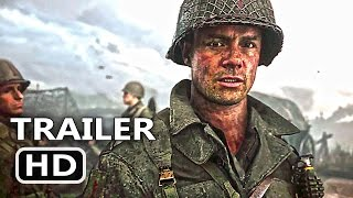 Download CALL OF DUTY WWII Official Trailer (2017) World War 2 Game HD Video