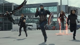 Download Captain America: Civil War - Trailer World Premiere Video