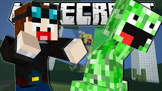 Download Minecraft | A CREEPER'S BUTT?! | Tall Dropper Custom Map #2 Video