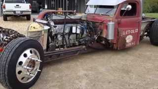 Download Diesel rat rod Video