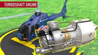 Download Understanding Helicopter's Engine | Turboshaft Video