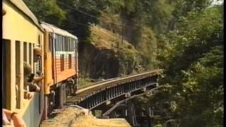 Download Zwiedzanie Tajlandii - Kolej Śmierci (Nam Tok, Kanchanaburi) Video