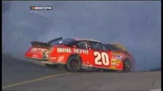 Download Tony Stewart Fights, Arguments and Temper Video