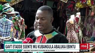 Download NBS Amasengejje News Bulletin 17th Jan 2020 Seg 2 Video