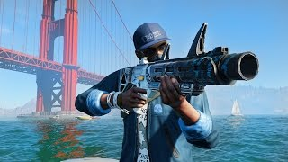 Download FREE ROAM!! (Watch Dogs 2 PC) Video