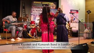Download Jaliba Live in London Video