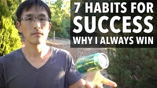 Download 7 Habits for Success - How I think differently than you and why I always win. Video