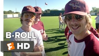 Download Everybody Wants Some!! B-ROLL (2016) - Glen Powell, Blake Jenner Movie HD Video