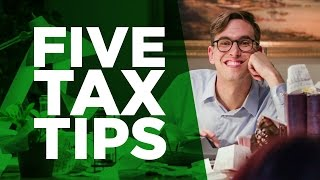 Download 5 Tips For People Who Don't Understand Taxes Video