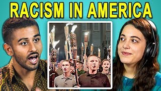 Download COLLEGE KIDS REACT TO RACISM IN AMERICA Video