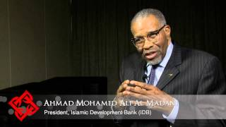 Download Islamic Development Bank (IDB) President Ahmad Mohamed Ali Al Madani on IDB's programs and policies Video
