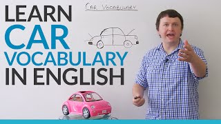 Download Learn vocabulary about CARS in English Video