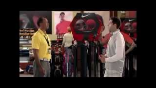 Download Funny Golf Commercial - Tiger Woods - Store Video