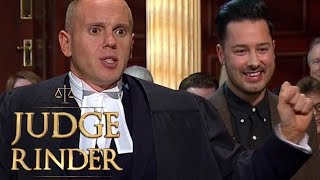 Download Judge Rinder Can't Understand Man's Essex Accent! | Judge Rinder Video