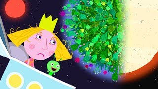 Download Ben and Holly's Little Kingdom | Aliens Have a Big Big Problem | 1Hour | HD Cartoons for Kids Video