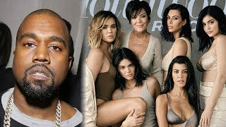 Download Kardashians REACT To Kanye's Lyrics Saying He'd ″Smash″ Kim's Sisters Video