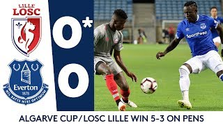 Download LILLE *0-0 EVERTON | PENALTY DRAMA IN PORTUGAL! Video