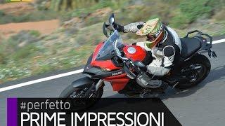 Download Ducati Multistrada 950 2017 TEST [ENGLISH SUB] Video