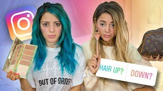 Download We Let our Instagram Followers Control our Looks for the Day! Niki and Gabi Video