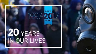 Download OPCW ″20 Years in our Lives″ Anniversary Video Video