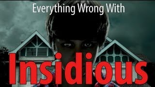 Download Everything Wrong With Insidious In 8 Minutes Or Less Video