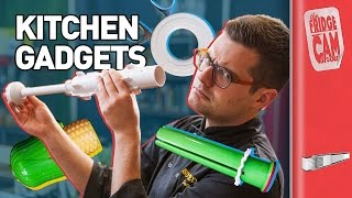 Download 6 Kitchen Gadgets - Tested By Idiots | FridgeCam Video