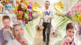 Download Buying My Dogs Everything They Touch! Video