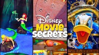 Download Top 7 Hidden Disney Movie Secrets at Magic Kingdom! Video