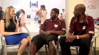 Download 2013 SEABL Preview Show - Ep 15 Kyrie and Drederick Irving Video