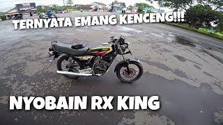 Download NYOBAIN YAMAHA RX KING | Indonesia #Motovlog (32) Video