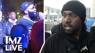 Download RICK ROSS Says KANYE WEST Faked His 'Meltdown' | TMZ Live Video