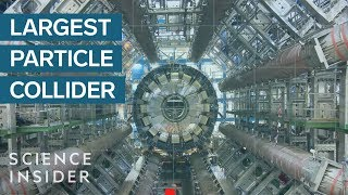 Download Large Hadron Collider — World's Largest Particle Accelerator Explained Video