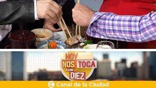 Download ¡Cocinamos un rico Ramen de Pollo! (parte 4) Claudio Guarnaccia en Hoy Nos Toca a las Diez Video