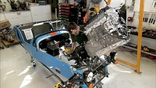 Download The Core of the Caterham 7 | How It's Made: Dream Cars Video