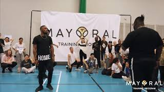 Download HomeBros Ft JFunk   Afro Dance Choreography   Mayoral Training Camp Video