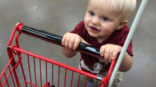 Download Kid Size Shopping Trip Video