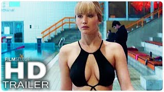 Download RED SPARROW Trailer (2018) Video