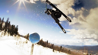 Download Freeskier x Level 1 Pleasure | Crash compilation part 1 Video